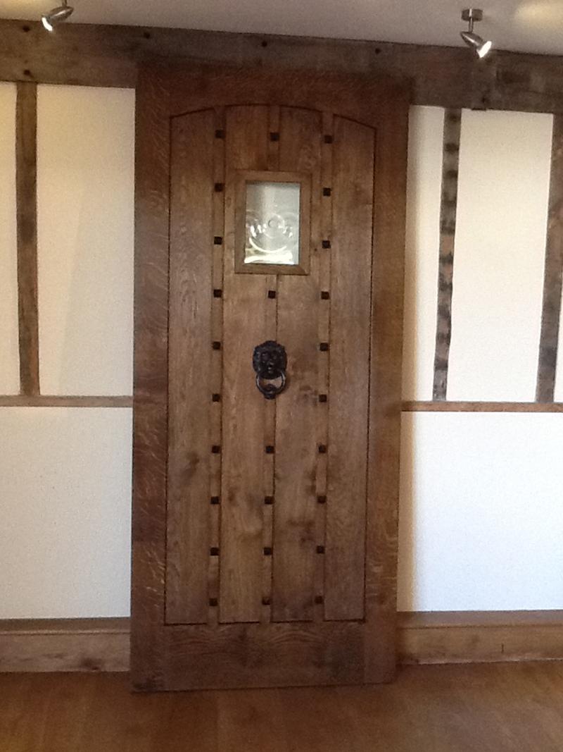 External doors 39