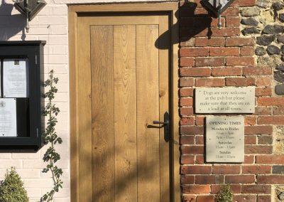 External Plank Door_1564