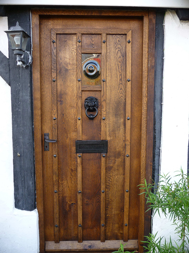 External Doors 17