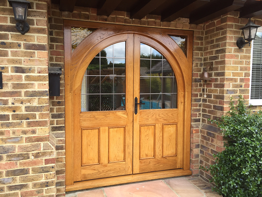 Exterior Joinery - West Sussex Antique Timber